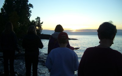 Lake Superior Women's Fall Retreat