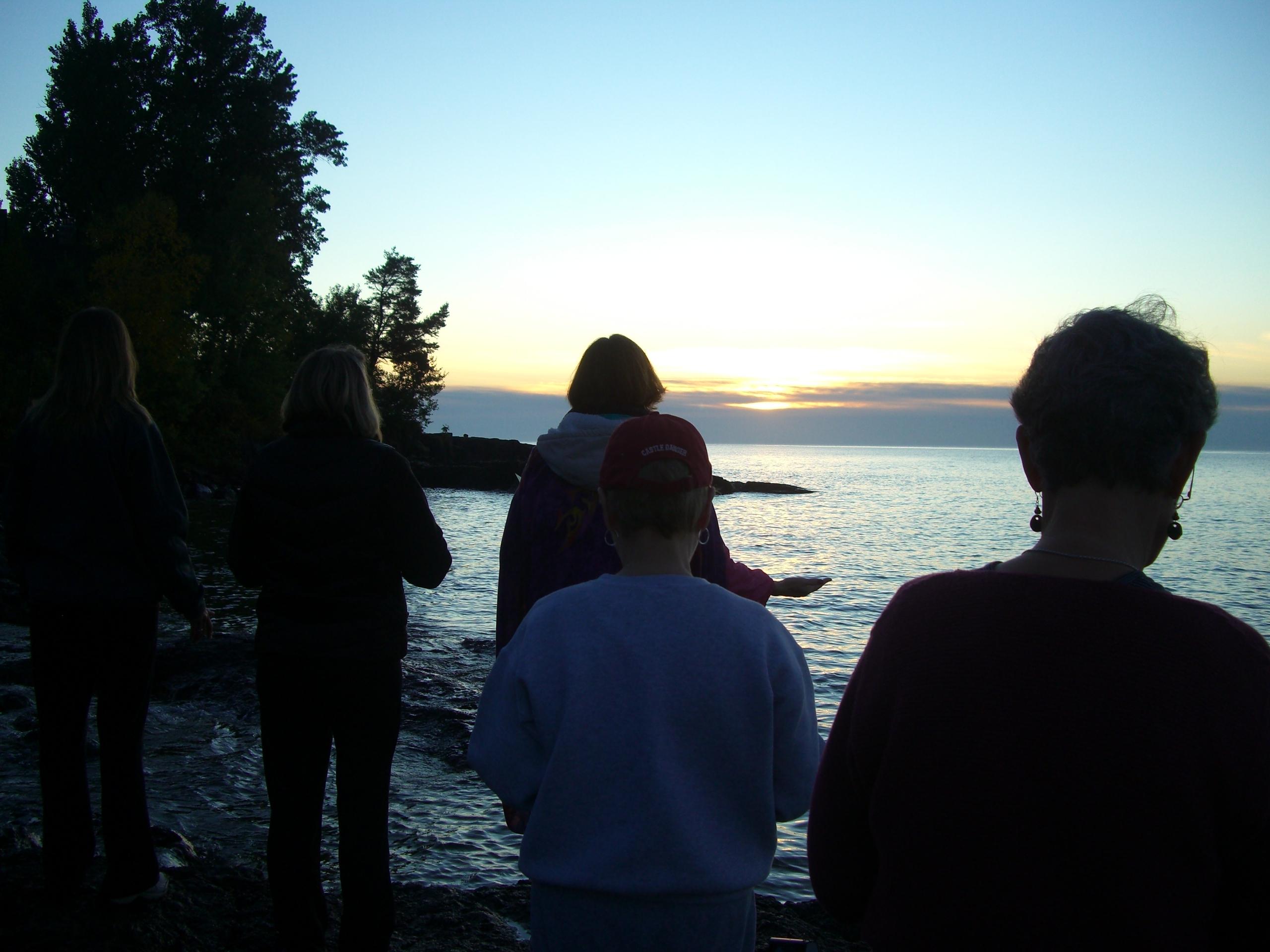 2011 Superior sunrise